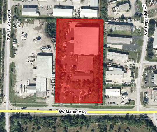 Self Storage in Palm City SOLD for $7.52M