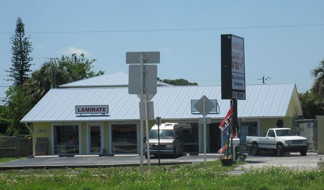 Retail Building in Stuart Sold for $540K