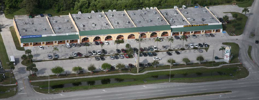 Retail Building in Port St. Lucie Sold For $3.2M