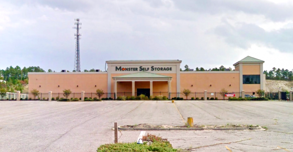 Self-Storage Building Sold For $4,550,000
