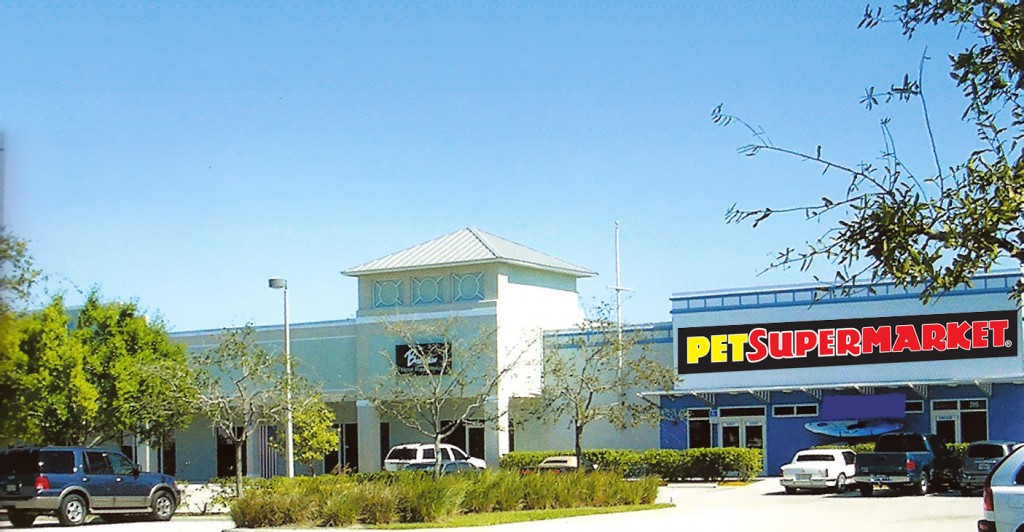 Retail building in Stuart sold for $3.5M