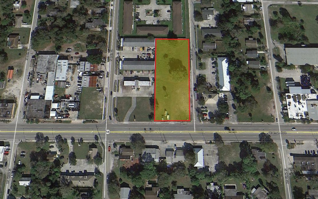 1.1 Acres of Land Sold in Fort Pierce