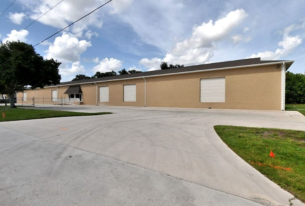 Biltmore Warehouse Leased
