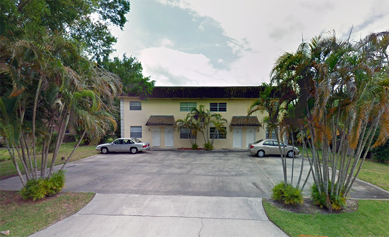 Multi-Family Property sold for $320K