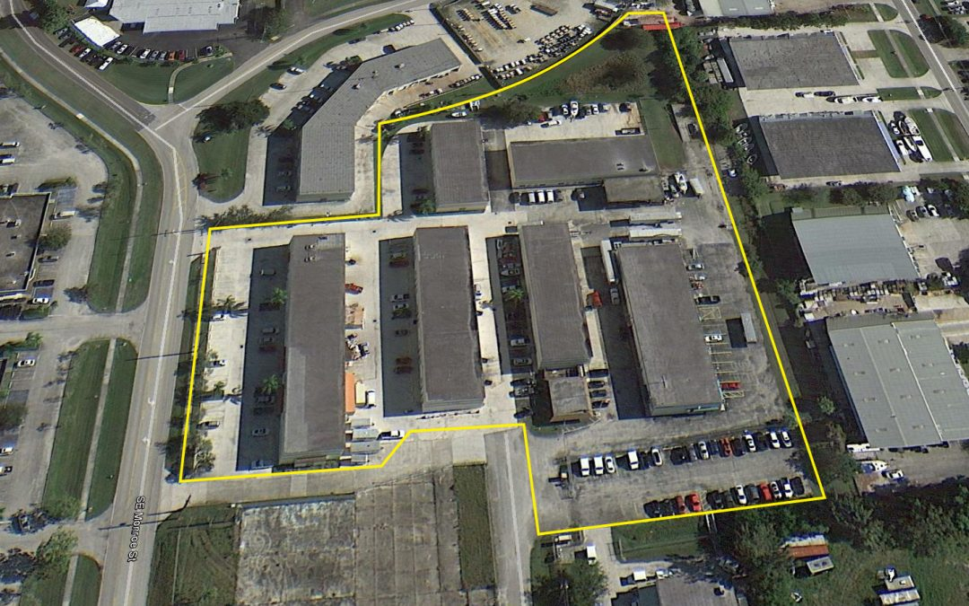 Industrial Business Park Sold for $3.65M