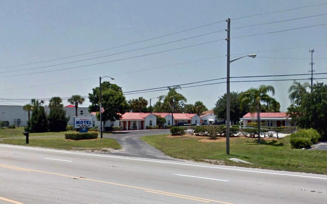 Motel Building Sold in Fort Pierce
