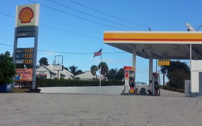 Shell Gas Station Sold in Jensen Beach