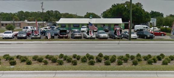 Midway Motors in Fort Pierce sells for $305K