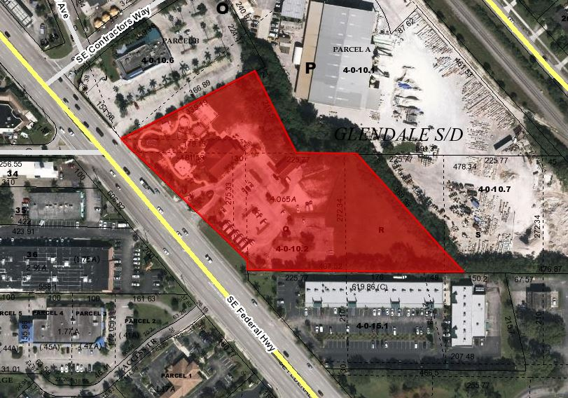 4.06 AC site in Stuart SOLD
