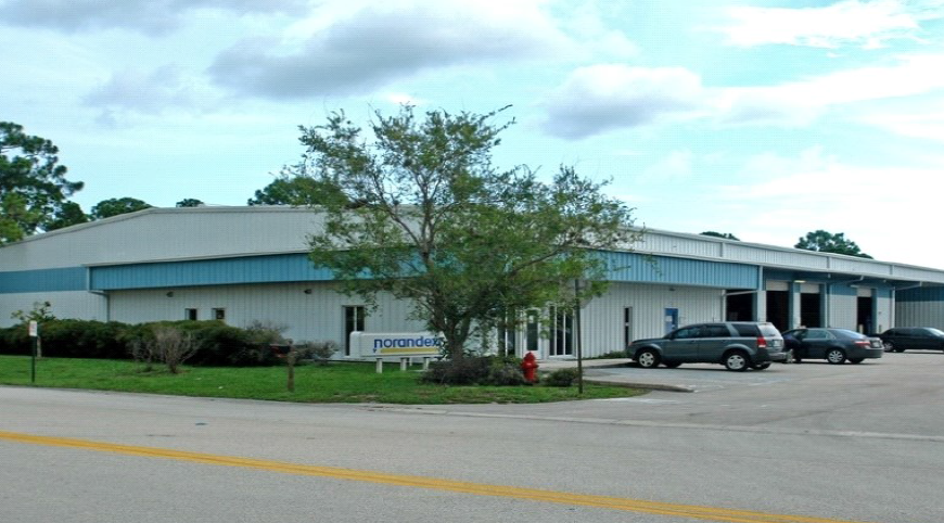 Industrial Warehouse Sells For $1,070,000