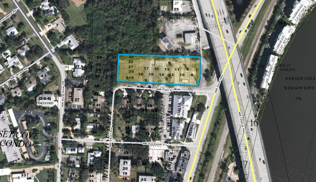 NW Palm Street & NW Dixie Highway, Stuart FL 34994