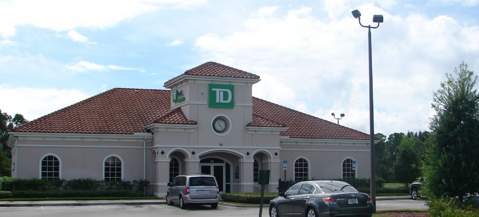 Former TD Bank Sold in Jensen Beach