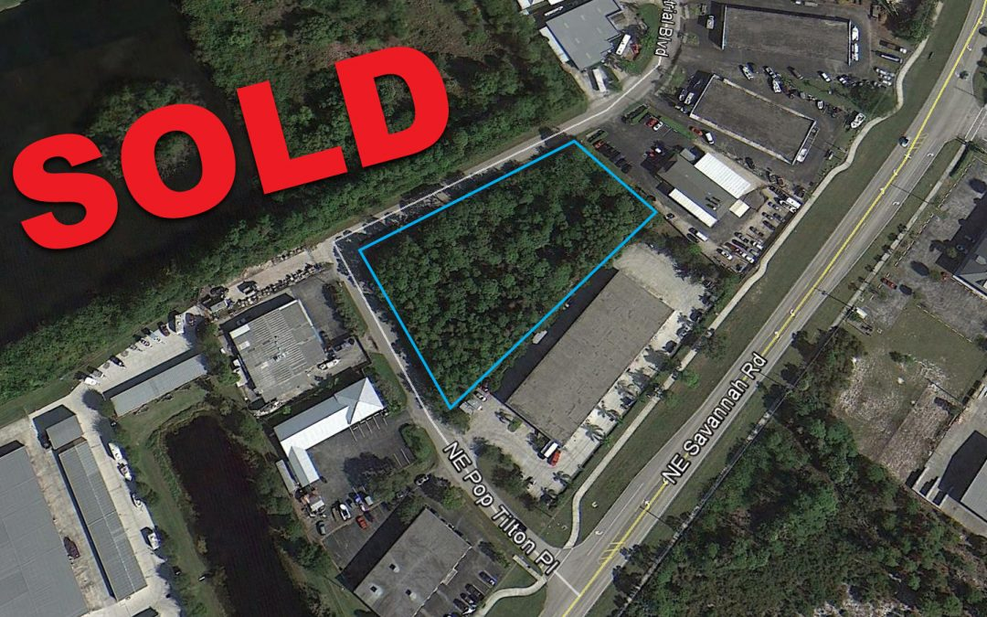 1.4 AC Jensen Beach Land SOLD