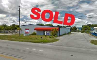 Free-standing building SOLD $735K