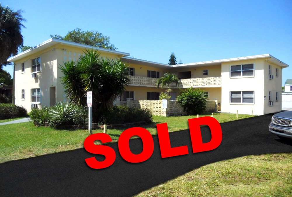 Multifamily Building in Fort Pierce SOLD!