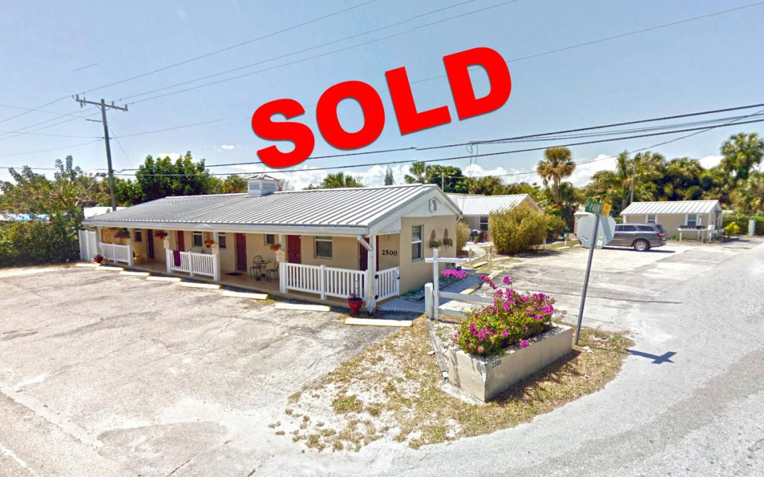Jensen Beach Apartments SOLD!