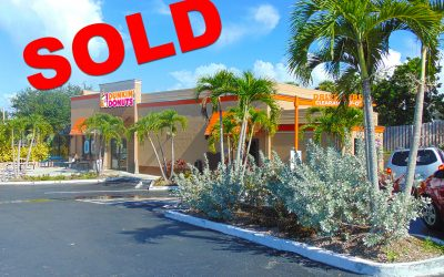Dunkin' Donuts SOLD for $1.4M