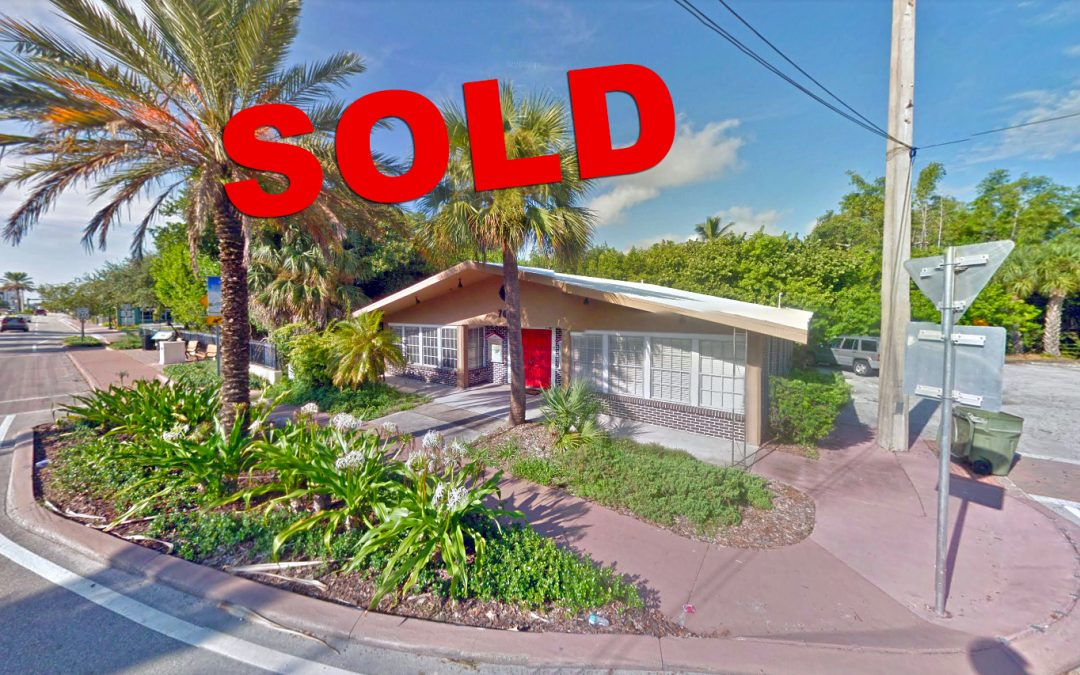 Historical Office in Stuart SOLD!