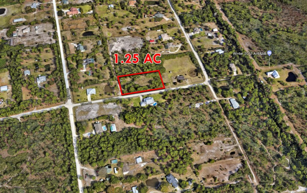 Tilton Road, Port St. Lucie FL 34952