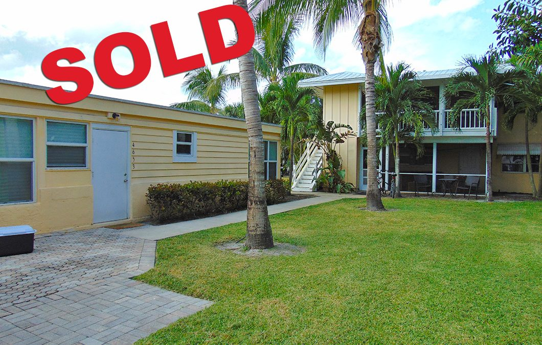 Port Salerno Apartments SOLD!