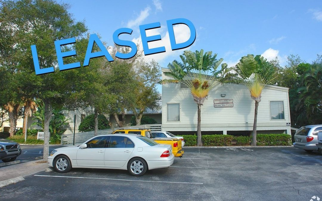 Osceola Office in Stuart LEASED