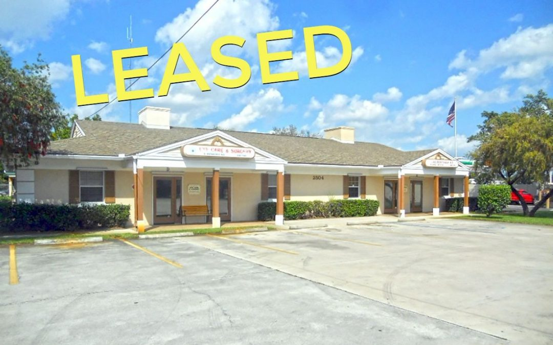 Medical Office in Fort Pierce LEASED