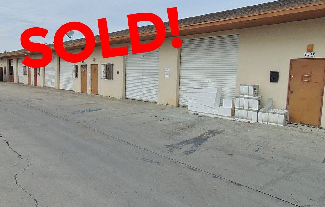Industrial Warehouse in PSL SOLD!