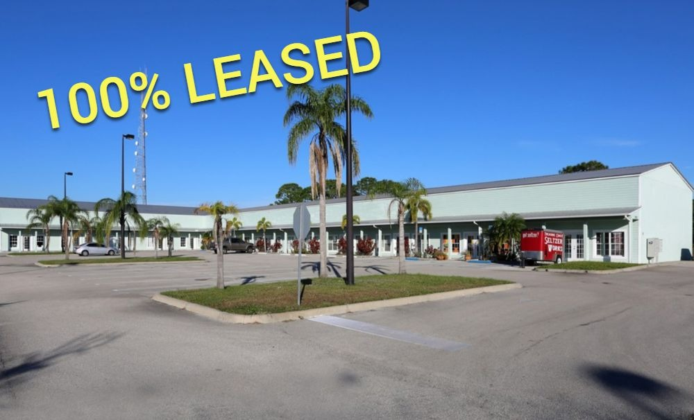 Oleander Commercial Center 100% LEASED