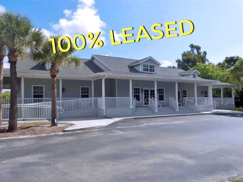 Professional Park in Fort Pierce 100% Leased