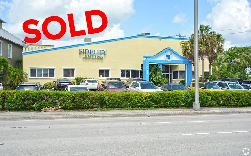 Professional Building in Stuart SOLD!