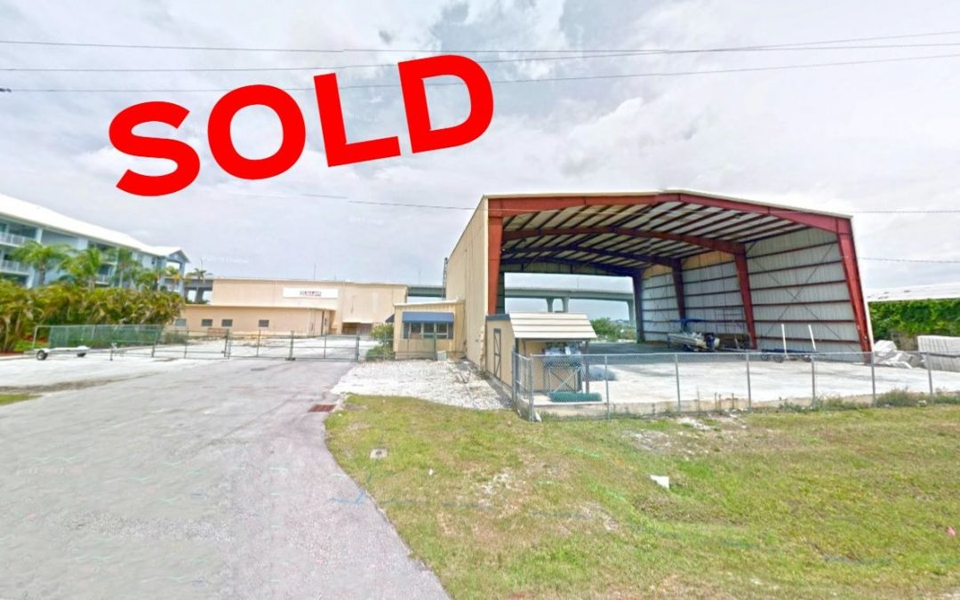 Shipyard Property in Stuart SOLD