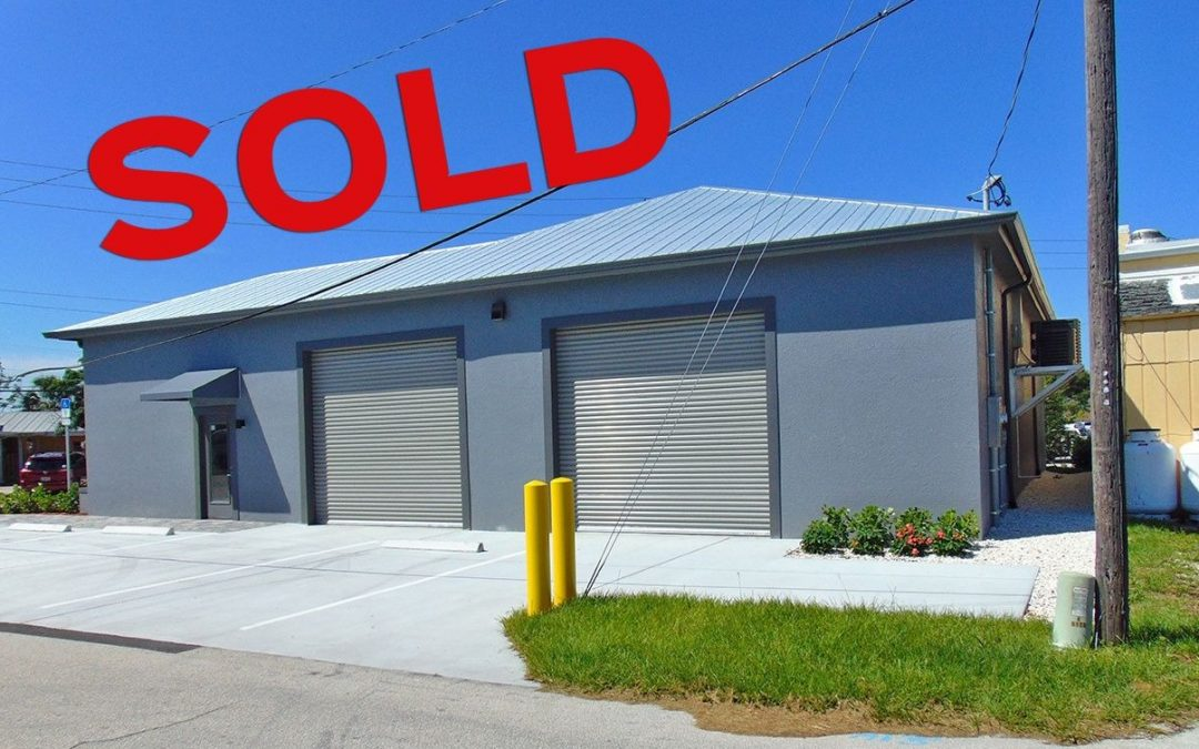 Stuart Warehouse sells for $430K