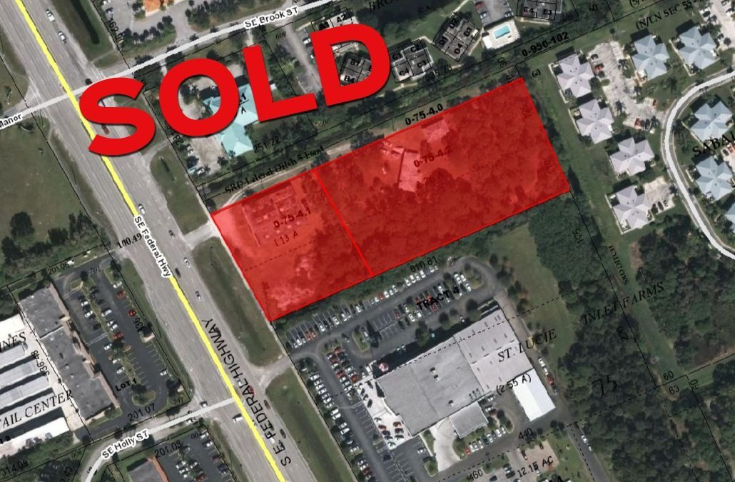 Land in Stuart sells for $1.5M
