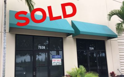 Warehouse/Flex Units sell for $462K