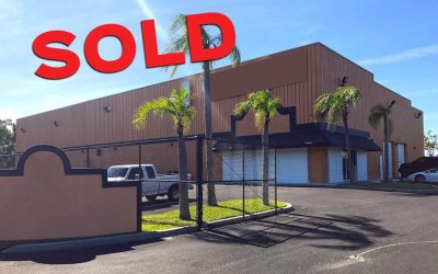 PSL Industrial Warehouse SOLD!