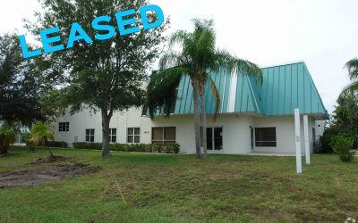 Industrial Warehouse gets LEASED