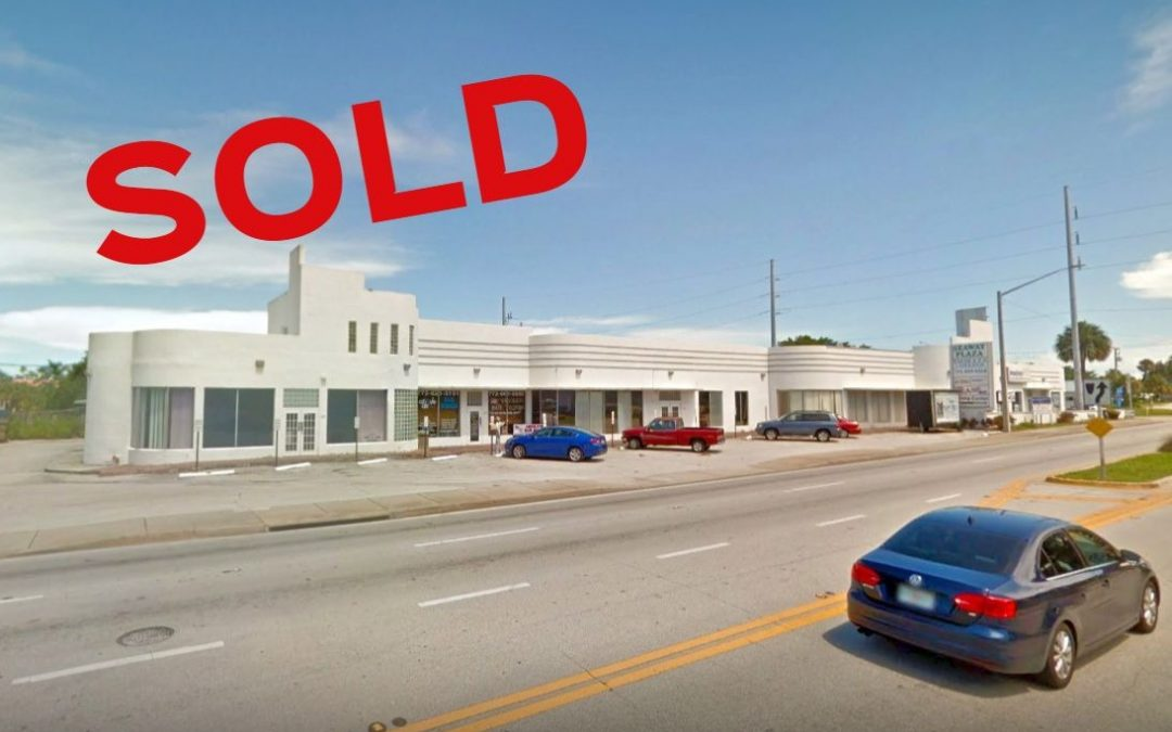 Commercial Plaza sells for $1.1M