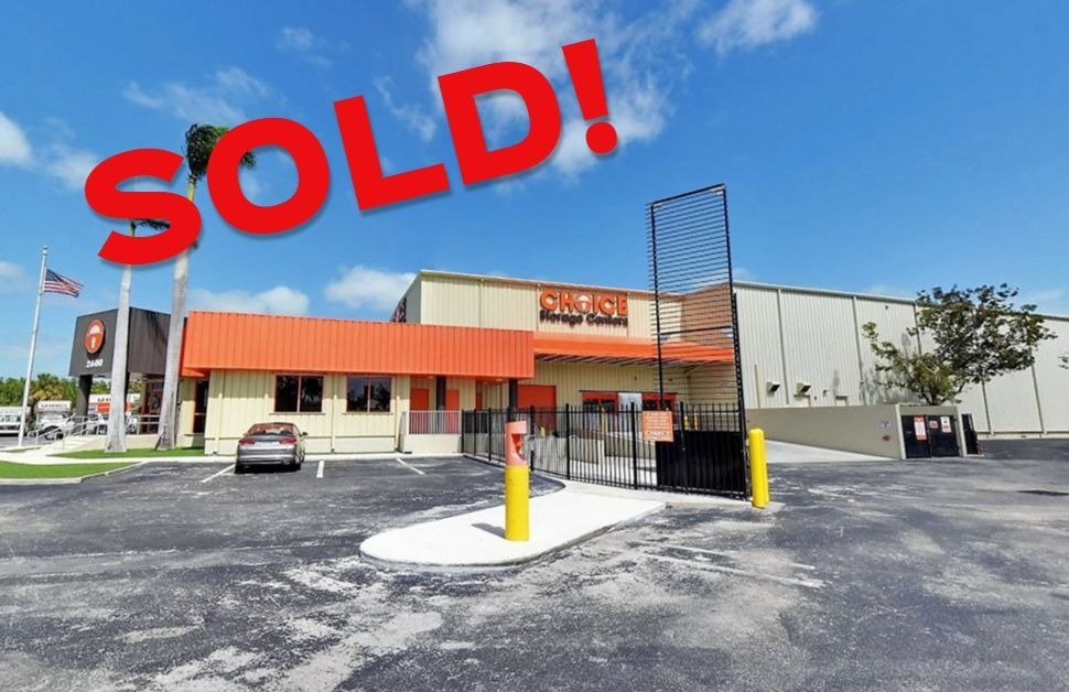 Self-Storage Deal Sells for $23M