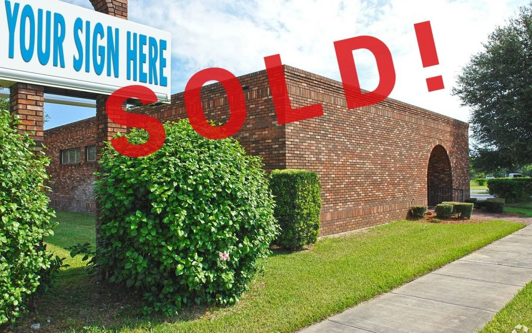 Freestanding Building in Fort Pierce gets SOLD