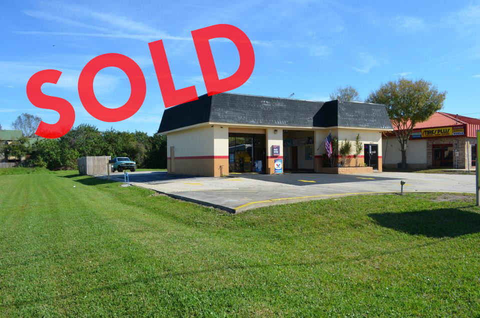 Mini Lube Station in Palm Bay SOLD