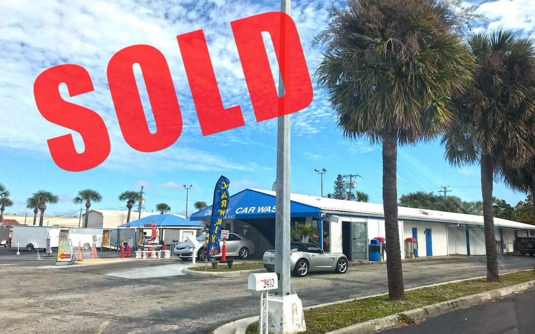 Fort Pierce Car Wash sells for $525K