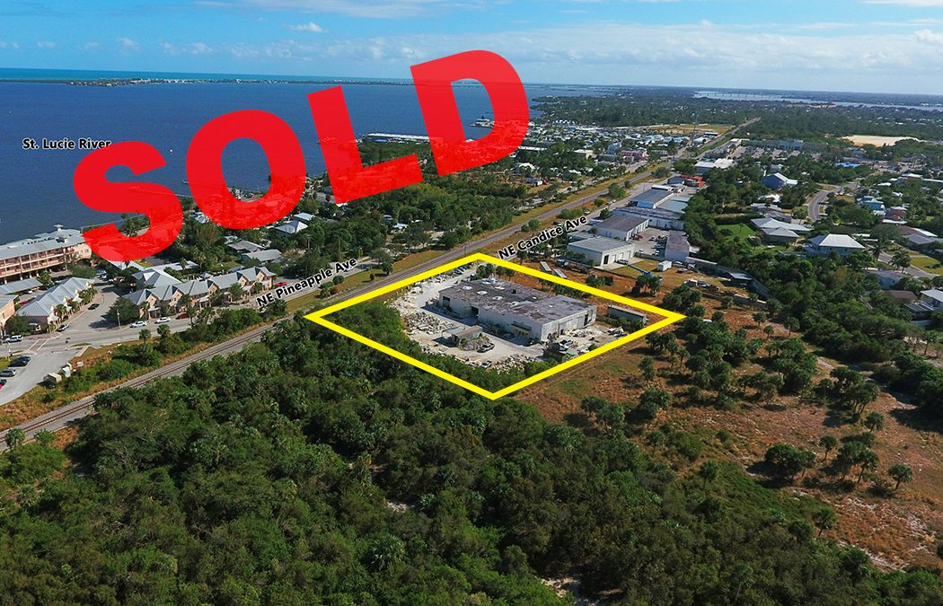 Warehouse in Jensen Beach sells for $700K