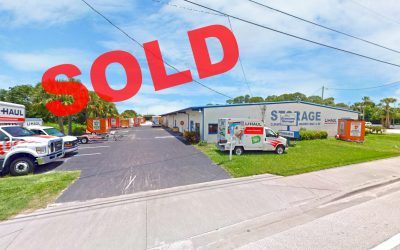 Self Storage in Ft. Pierce sells for $1.7M