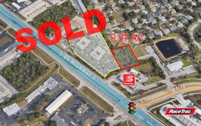 0.57 AC Lot sells for $137K
