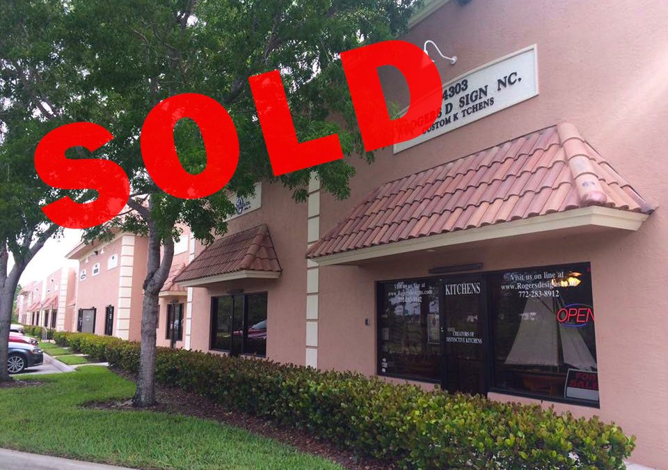 Flex Condo in Palm City SOLD