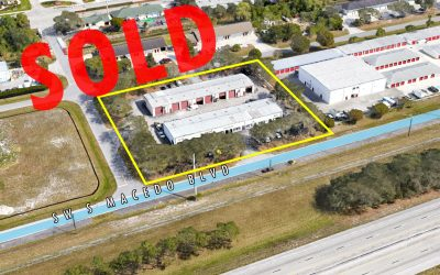 Flex Service Warehouse Sells for $1.2M