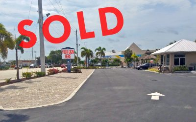 Car Lot in Stuart sells for $700K
