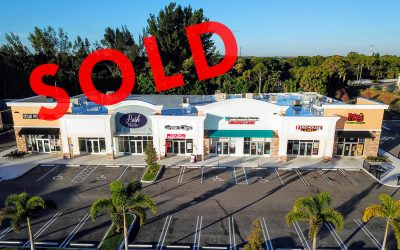 Baron Shoppes Plaza sells for $7.3M