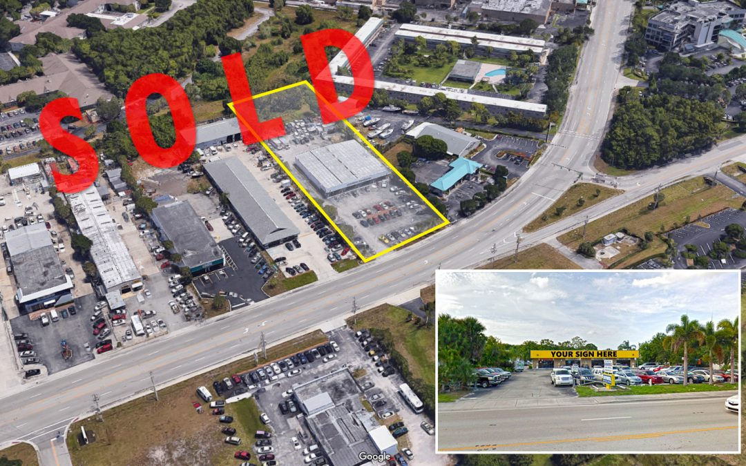 Retail/Warehouse in Stuart sells for $1.250M