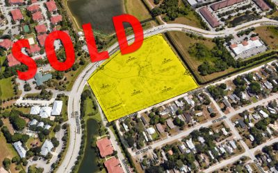 7.47 AC Land in Stuart sells for $2M